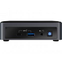 Intel Next Unit of Computing Kit 10 Performance - NUC10I7FNK - Barebone - mini PC - 1 x Core i7 10710U / 1.1 GHz - RAM 0 Go - U