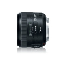 Canon EF - Objectif grand angle - 35 mm - f/2.0 IS USM - Canon EF
