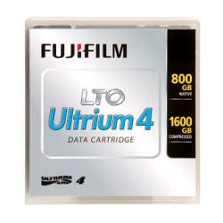 Fuji - 5 x LTO Ultrium 4 - 800 Go / 1.6 To - étiqueté - pour PRIMERGY RX2540 M2, RX600 S6, TX1320 M3, TX1320 M4, TX1330 M3, TX2