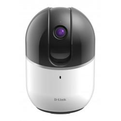 D-Link DCS 8515LH - Caméra de surveillance réseau - panoramique / inclinaison - intérieur - couleur (Jour et nuit) - 1280 x 720