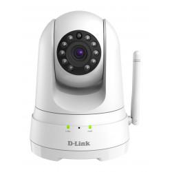 D-Link DCS 8525LH - Caméra de surveillance réseau - panoramique / inclinaison - intérieur - couleur (Jour et nuit) - 2 MP - 192