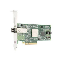 Emulex LightPulse LPe12000 - Adaptateur de bus hôte - PCIe profil bas - 8Gb Fibre Channel x 1 - pour PowerEdge C4130, FC830, R3