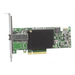 Emulex LightPulse LPe16000B - Adaptateur de bus hôte - PCIe 2.0 x8 - 16Gb Fibre Channel x 1 - pour PowerEdge R620, R715, R720,