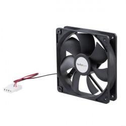 StarTech.com Ventilateur PC à Double Roulement à Billes - Alimentation LP4 - 120 mm - Kit de ventilation pour ordinateur - 120