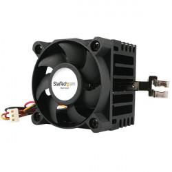 StarTech.com Ventilateur de processeur Socket 7/370 de 50 x 50 x 41mm avec dissipateur thermique, TX3 et LP4 - Refroidisseur d