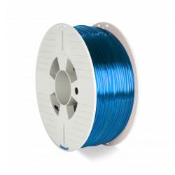 Verbatim - Bleu transparent - 1 kg - filament PETG (3D)