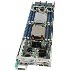 Intel Compute Module HNS2600TPR - Serveur - lame - 2 voies - pas de processeur - RAM 0 Go - aucun disque dur - GigE, 10 GigE -