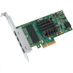 Intel Ethernet Server Adapter I350-T4 - Adaptateur réseau - PCIe 2.1 x4 profil bas - Gigabit Ethernet x 4