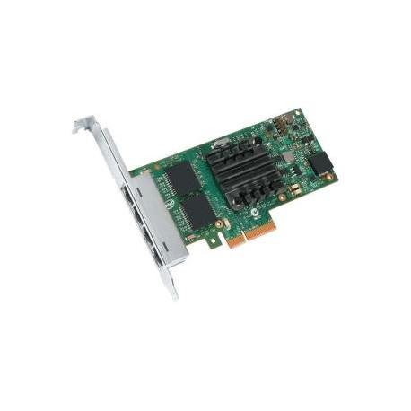 NIC/Ethernet Server Adapt.I350-T4V2 bulk - prix unitaire - doit être acheté par qté multiple de 5