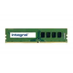 Integral - DDR4 - module - 8 Go - DIMM 288 broches - 2133 MHz / PC4-17000 - CL15 - 1.2 V - mémoire sans tampon - non ECC
