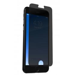 ZAGG invisibleSHIELD Privacy Glass - Protection d'écran pour téléphone portable - avec filtre de confidentialité - pour Apple