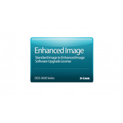 D-Link Enhanced Image - Licence de mise à niveau - mise à niveau de Standard - pour DGS 3630-52TC