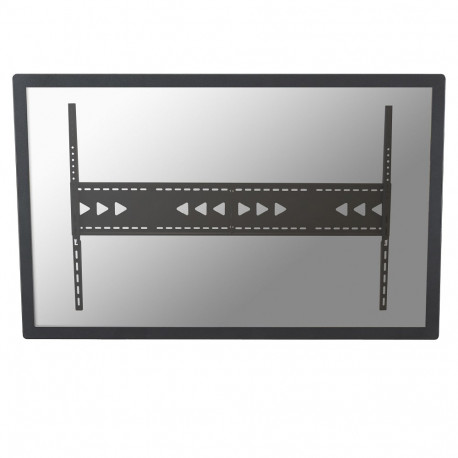 """NewStar LFD-W1500 - Support - pour Écran LCD (fixé) - noir - Taille d'écran : 60""""-100"""" - montable sur mur"""