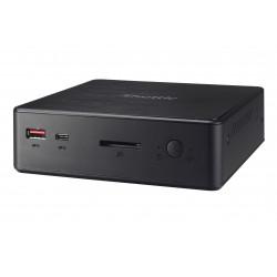 Shuttle XPC nano NC10U7 - Barebone - mini PC - 1 x Core i7 8565U / 1.8 GHz ULV - RAM 0 Go - UHD Graphics 620 - GigE - LAN sans