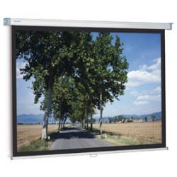"""Projecta SlimScreen Video Format - Écran de projection - montable sur plafond, montable sur mur - 94"""" (238 cm) - 4:3 - Matte W"""