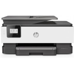 HP Officejet 8012 All-in-One - Imprimante multifonctions - couleur - jet d'encre - A4 (210 x 297 mm), Legal (216 x 356 mm) (or