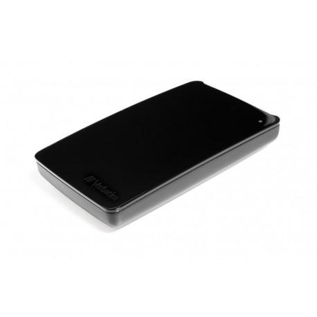 Verbatim Store 'n' Go Hard Drive for Macs - Disque dur - 500 Go - externe (portable) - FireWire 800 / USB 3.0 / USB 2.0 - 540