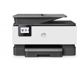 HP Officejet Pro 9012 All-in-One - Imprimante multifonctions - couleur - jet d'encre - Legal (216 x 356 mm) (original) - A4/Le