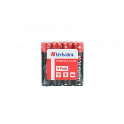 Verbatim - Batterie 4 x AAA / LR03 - Alcaline