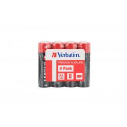 Verbatim - Batterie 4 x AA / LR6 - Alcaline