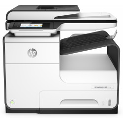 HP PageWide Pro 477dw - Imprimante multifonctions - couleur - large éventail de page - Legal (216 x 356 mm) (original) - A4/Leg