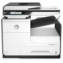 HP PageWide MFP 377dw - Imprimante multifonctions - couleur - large éventail de page - Legal (216 x 356 mm) (original) - A4/Leg