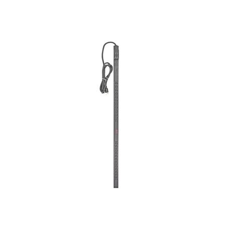 APC Basic Rack PDU Zero U - Unité de distribution d'alimentation (rack-montable) - CA 120 V - entrée : NEMA L5-30 - connecteur