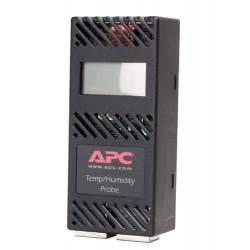 APC - Capteur de température et d'humidité - noir - pour P/N: AR106SH4, AR106SH6, AR106V, AR106VI, AR109SH4, AR109SH6, AR112SH