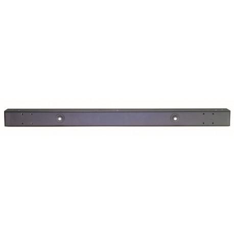 APC Basic Rack PDU Zero U - Unité de distribution d'alimentation (rack-montable) - CA 120/208/230 V - entrée : IEC 60320 C20 -