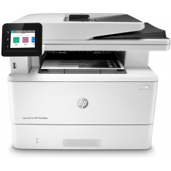 HP LaserJet Pro MFP M428fdw - Imprimante multifonctions - Noir et blanc - laser - Legal (216 x 356 mm) (original) - A4/Legal (s