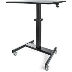 Encouragez la collaboration et les salles de classe interactives avec ce bureau mobile assis-debout de StarTech.com.Ces tables