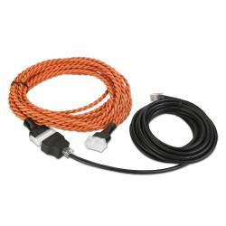 NetBotz Leak Rope Sensor - Détecteur de fuites - orange - 6.1 m