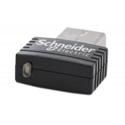 APC Wireless Coordinator & Router - Adaptateur réseau - USB - Charbon - pour P/N: NBPD0122, NBRK0250, NBRK0570, NBWL0455A