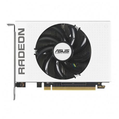 ASUS R9NANO-4G-WHITE - Carte graphique - Radeon R9 NANO - 4 Go HBM - PCIe 3.0 x16 - HDMI, 3 x DisplayPort - blanc