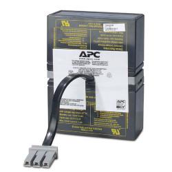 APC Replacement Battery Cartridge 32 - Batterie d'onduleur - 1 x Acide de plomb - pour P/N: 516-015, BN1050, BN1050-CN, BR1000
