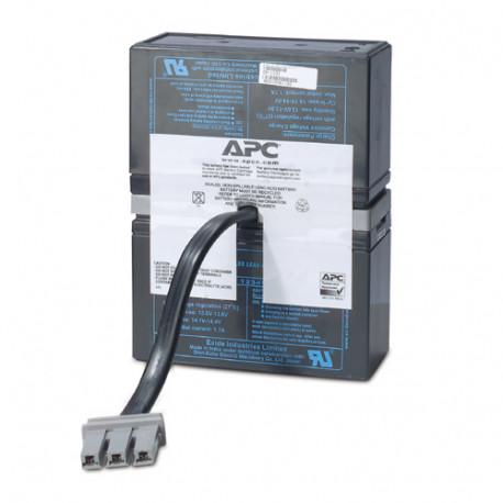 Apc replacement battery cartridge 33 - batterie d`onduleur - 1 x acide de plomb