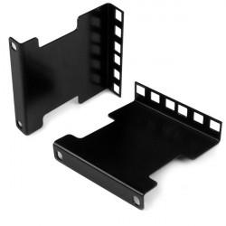 StarTech.com Kit adaptateur de profondeur de rail pour rack de serveur 2U - Extendeur pour armoire serveur de 10 cm - Adaptateu