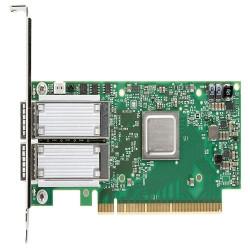 Mellanox ConnectX-5 - Installation client - adaptateur réseau - PCIe - 25 Gigabit SFP28 x 2 - pour PowerEdge R440, R540, R640,