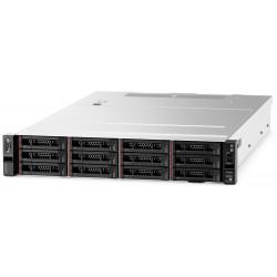 Lenovo ThinkSystem SR550 7X04 - Serveur - Montable sur rack - 2U - 2 voies - 1 x Xeon Silver 4208 / 2.1 GHz - RAM 16 Go - SAS -