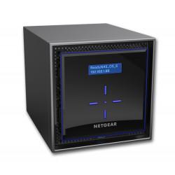 """Serveur ReadyNAS 424 - NAS 4 baies - 24 To Enterprise"""" 4 baies hot swap pour disques durs SATA/SSD 2.5"""""""" ou 3.5"""""""""""" Modèle"""