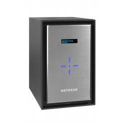 """Serveur ReadyNAS 628X - NAS 8 baies - 8 x 4 To entreprise"""" 6 baies hot swap pour disques durs SATA/SSD 2.5"""" ou 3.5"""""""" Modèle"""