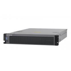NETGEAR ReadyNAS RR4312S8 - Serveur NAS - rack-montable - SATA 6Gb/s / SAS - RAID 0, 1, 5, 6, 10, 50, JBOD, 60 - RAM 16 Go - 10