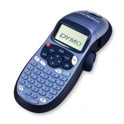 DYMO LetraTag LT-100H - Étiqueteuse - Noir et blanc - thermique direct - Rouleau (1,2 cm) - 160 dpi - jusqu'à 7 mm/sec - impre