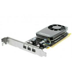 NVIDIA QUADRO P400 - Carte graphique - Quadro P400 - 2 Go - PCIe x16 - 3 x Mini DisplayPort - pour Celsius J550, J580, M7010, M