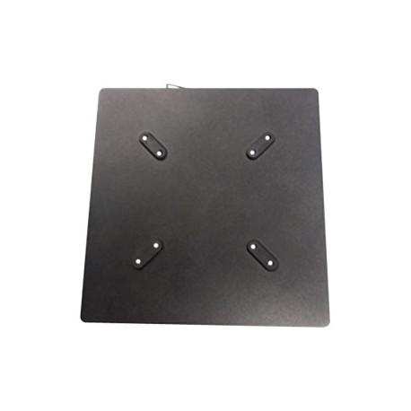 Fujitsu - Composant de montage (plaque d'adaptation VESA) - pour ordinateur portable - Interface de montage : 75 x 75 mm - mon