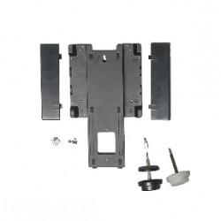 Fujitsu for Height Adjustable FUJITSU Displays - Kit de montage client léger sur moniteur - noir - pour ESPRIMO G558, G9010, Q5