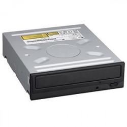 "Fujitsu - Lecteur de disque - DVD±RW (±R DL)/DVD-RAM - Serial ATA - interne - Slim Line 5,25"" - noir - pour PRIMERGY RX4770 M2"