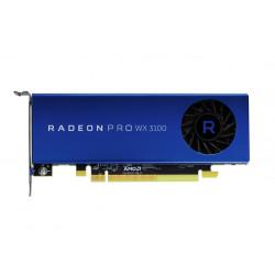 AMD Radeon Pro WX 3100 - Carte graphique - Radeon Pro WX 3100 - 4 Go - PCIe 3.0 x16 - 2 x Mini DisplayPort, DisplayPort - pour
