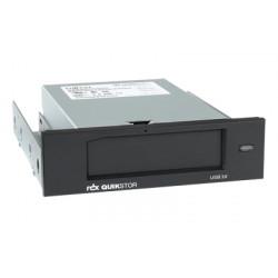 """Fujitsu - Lecteur de disque - RDX - SuperSpeed USB 3.0 - interne - 5.25"""" - pour PRIMERGY RX2520 M5, RX2540 M4, TX1310 M3, TX13"""