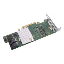 Fujitsu PRAID CP400i - Contrôleur de stockage (RAID) - 8 Canal - SATA 6Gb/s / SAS 12Gb/s - 12 Gbit / s - RAID 0, 1, 5, 10, 1E -